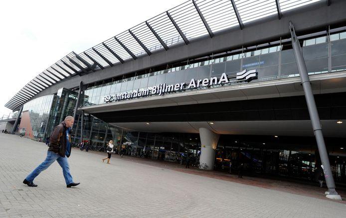 NS-station Amsterdam Bijlmer Arena.