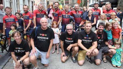 1.300 km gefietst voor Artsen Zonder Grenzen