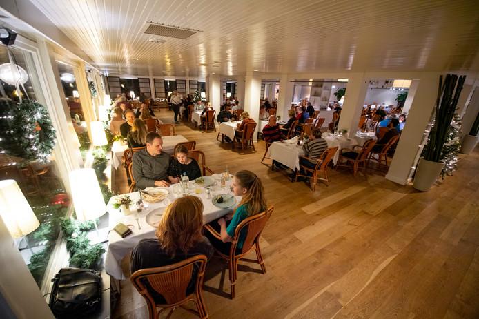 Restaurant Moods in resort Bad Boekelo.
