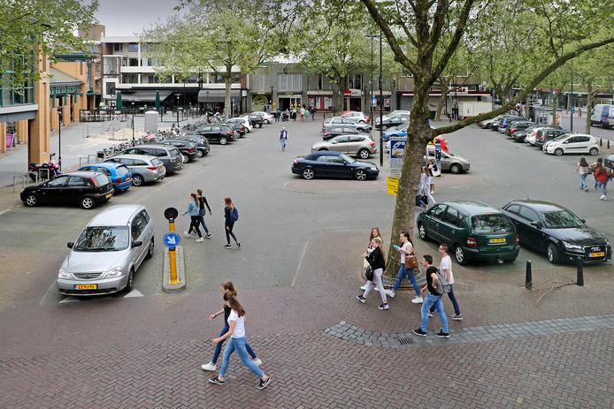 Parkeerplaats De Wal.