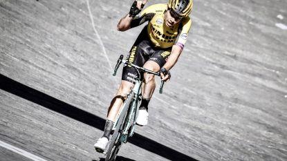 KOERS KORT. Van Aert voert Jumbo-Visma aan in Strade Bianche - Ackermann aan het feest in Sibiu Tour