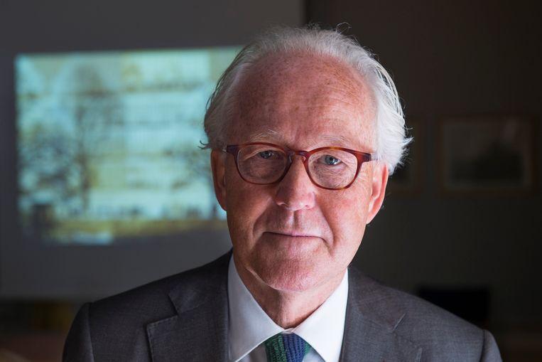 Lars Heikensten Beeld AFP
