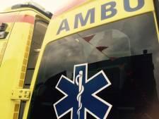 Motorrijder gewond bij valpartij op de N59 richting Oude Tonge