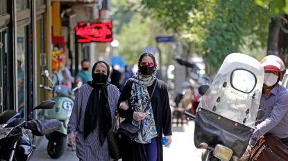 Recordaantal van 163 coronadoden in Iran
