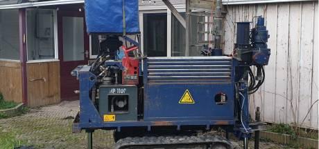 Bodem gezakt bij huurwoningen van Wetland Wonen in Genemuiden, onderzoek naar status