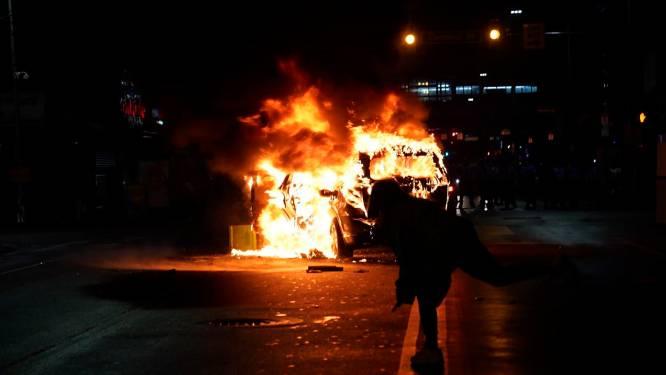 Rellen in Philadelphia na doodschieten zwarte verdachte (27)