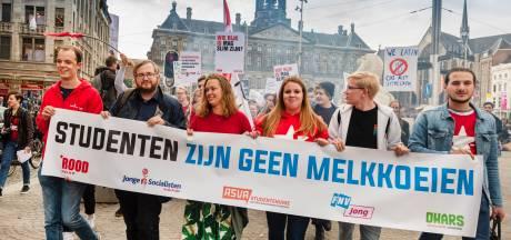 'Meeste partijen willen compensatie voor studenten die onder leenstelsel vallen'