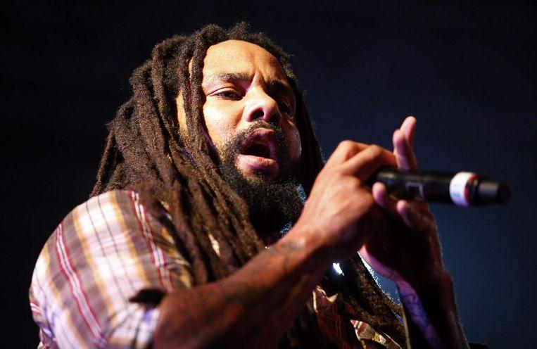 Ky-Mani Marley zal optreden. Beeld EPA