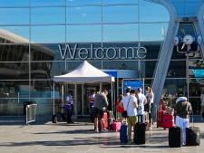 Meeste reizigers op Eindhoven Airport komen uit 'oranje' landen