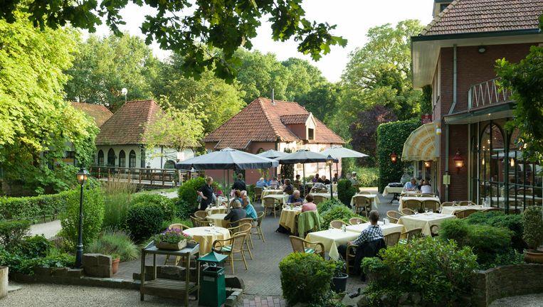 Gasterij De Gulle Waard in Winterswijk. Beeld Ivo van der Bent