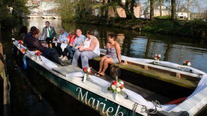 Moedige Bootvissers klaar voor vaarseizoen: nieuwe boot Marieke ingewijd