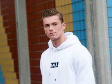 Nieuwkomer Damon van Hoften uit Arnhem hoopt op nieuw stuntwerk met De Bataven