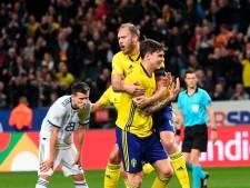 Lindelöf en Berg bezorgen Zweden promotie tegen apathisch Rusland