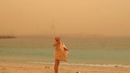 Luchtruim Canarische Eilanden opnieuw gesloten door grote zandstorm