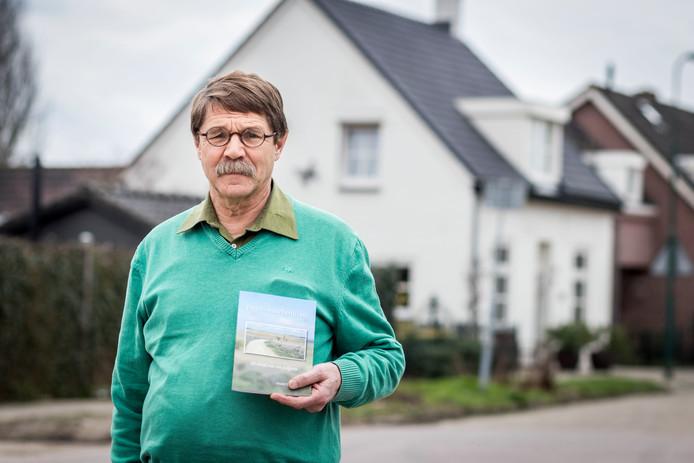 Oud- Heezenaar Andre Leijssen schreef een dichtbundel over zijn overleden dochter.