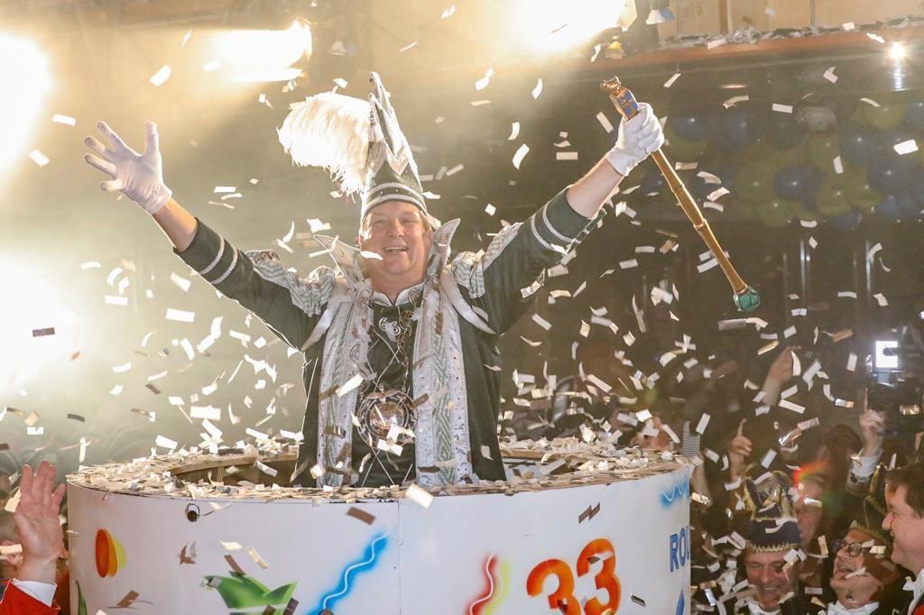 Rob Hofland is de nieuwe stadsprins van Oldenzaal.