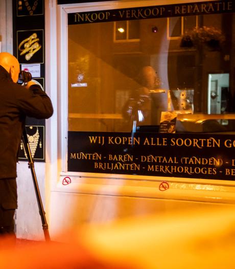 Utrechtse juwelier moet opnieuw dicht na nieuwe schietpartij