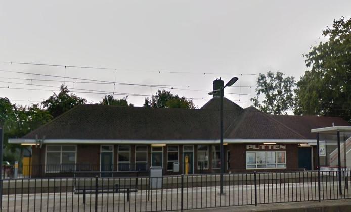 Het station van Putten was het laatste dat 522 mannen zagen van hun dorp, toen ze op 2 oktober 1944 na een razzia per trein werden afgevoerd naar Kamp Amersfoort.