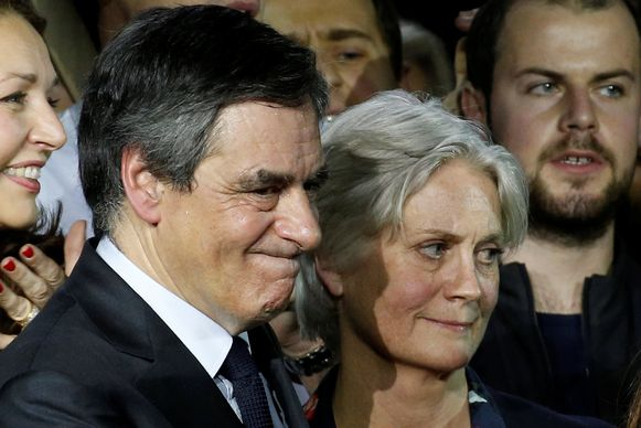 François en Penelope Fillon.