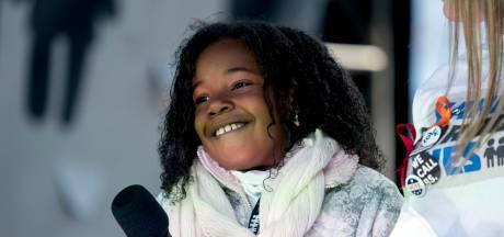 Ook kleindochter (9) Martin Luther King protesteert mee tegen vuurwapens: Ik heb een droom