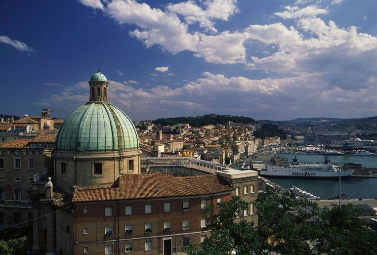 Bij gebrek aan beeld van 'Nina Viking' vind je bij online-artikelen vaak dit soort plaatjes van Ancona.  Beeld Getty