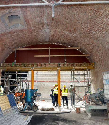 Stad Antwerpen maakt de archeoloog in je los