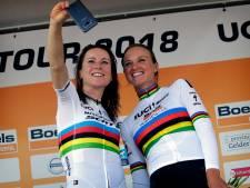 Van Vleuten wint met overmacht Boels Ladies Tour