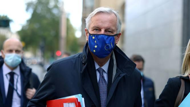 """""""Brexitbesprekingen worden dit weekend hervat in Londen"""""""