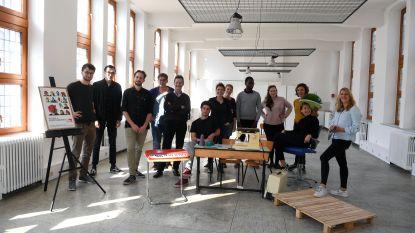 """Jongeren tevreden over ondernemerstraject BAAS: """"Heel gelukkig met de schop onder mijn kont"""", zegt Anneleen Buyle"""
