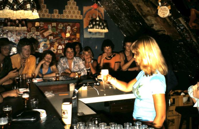 De bar van De Schelft.