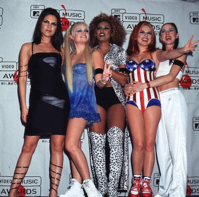 The Spice Girls  MTV Video Music Awards 1997