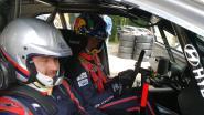 """""""Indrukwekkend"""": onze man scheurt als copiloot mee met rallytopper Thierry Neuville"""