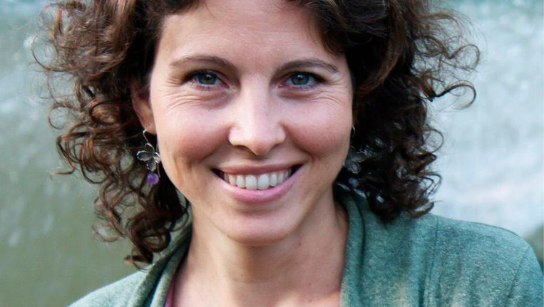 Sabine Wassenberg: 'Ik wil dat kinderen zelf leren nadenken, niet dat ze alleen over de gedachten van anderen leren' Beeld -