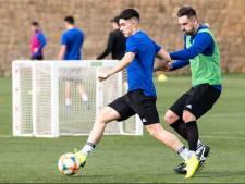 FC Basel moet tegen PSV ervaren Kuzmanovic missen