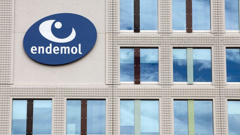 Endemol kampt met een schuld van 2 miljard euro. © ANP Beeld