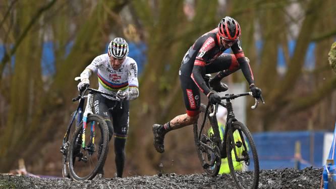 """Michael Vanthourenhout achtste in Hamme en vierde in Overijse: """"Opgelucht met het gevoel van zondag"""""""