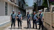 Brein aanslag Dhaka gedood