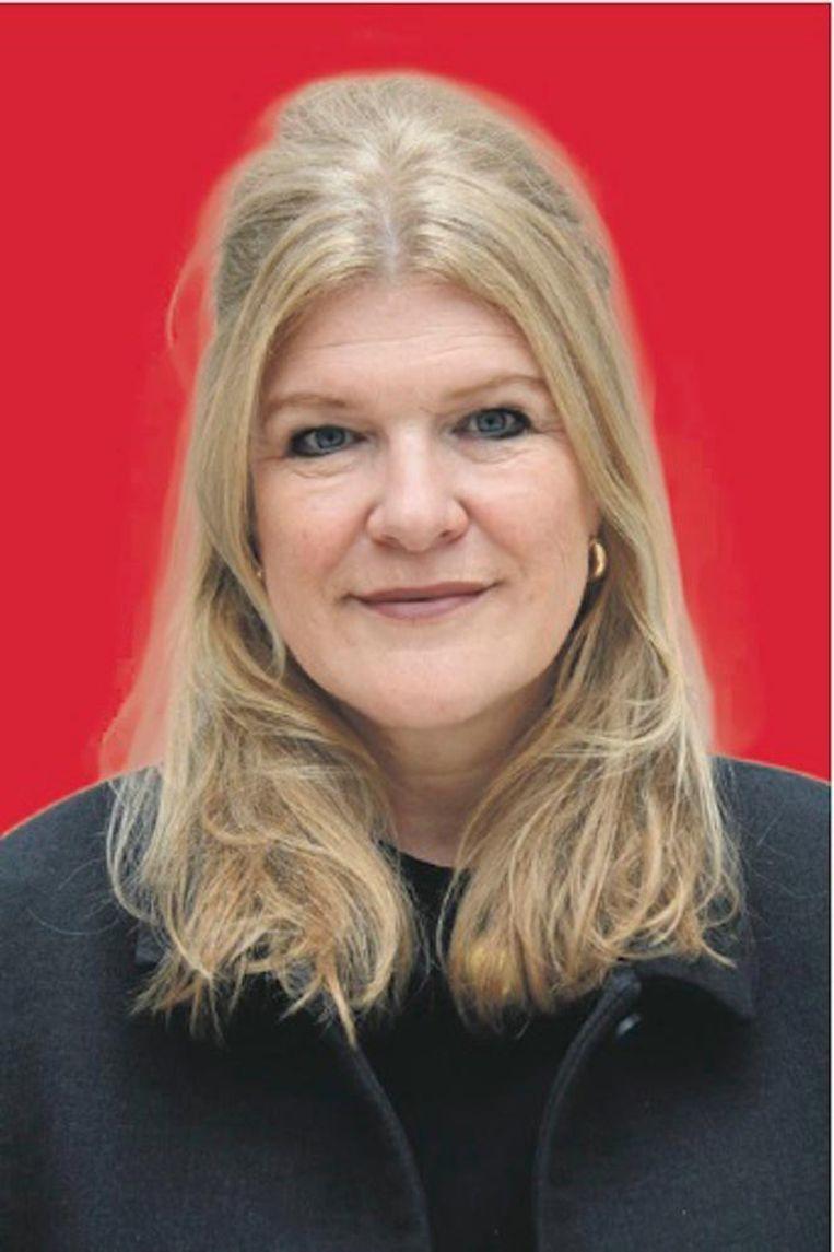 Hedwig Fijen, directeur van Manifesta. Beeld Het Parool