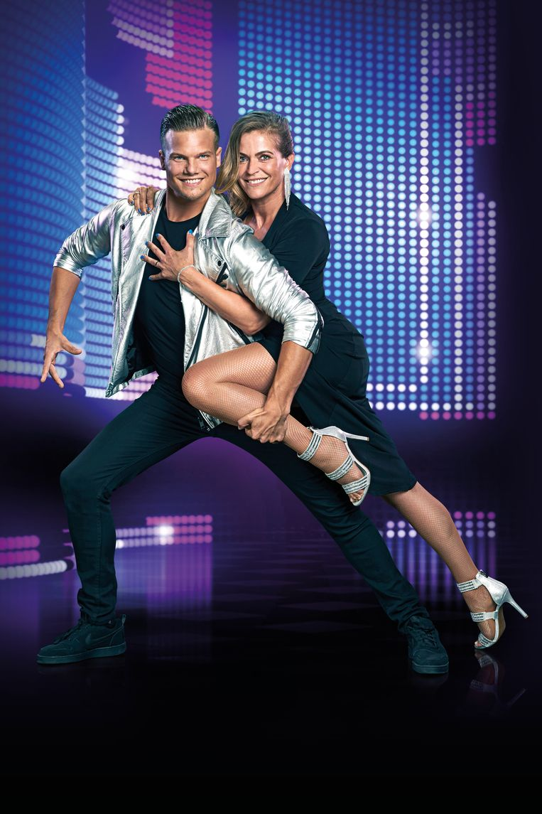 Dancing With The Stars - Karen Damen & Frank Zegels