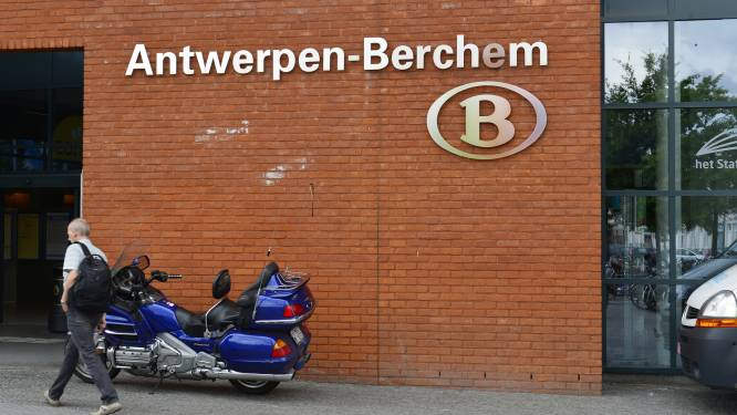 Zware spoorhinder vanuit Antwerpen-Berchem door storing