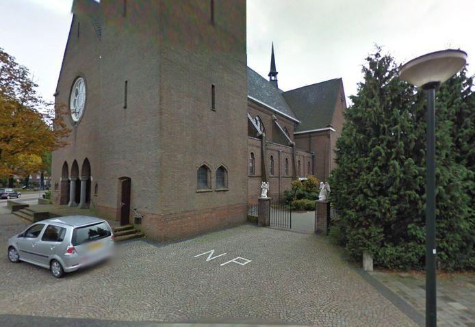 De Boschwegkerk.