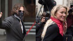 """Styliste noemt verwondingen van Amber Heard leugens: """"Ze had helemaal geen blauw oog"""""""
