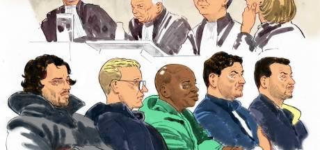Cinq Belges jugés pour un double homicide aux Pays-Bas