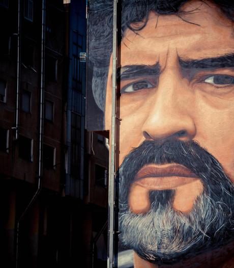 Maradona legt ruzie bij met gameproducent Konami