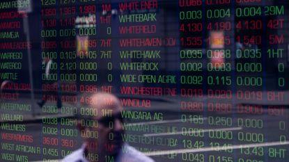 Opnieuw klappen voor de beurzen: Wall Street kent een van slechtste dagen uit geschiedenis, Bel20 zet zware verliesreeks voort