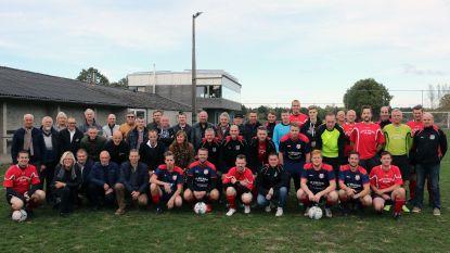 FC Ten Aard viert 50ste verjaardag