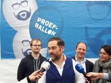 Den Bosch verbiedt ballonnen na actie Klaas Dijkhoff