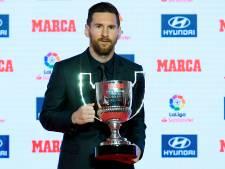 Messi blij met meer competitie in La Liga