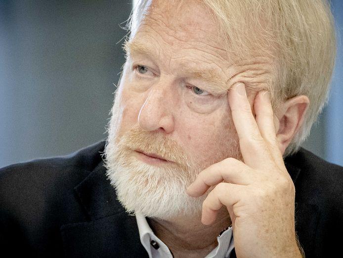 Jaap van Dissel, directeur van het Centrum Infectieziektebestrijding van het Nederlandse Rijksinstituut voor Volksgezondheid en Milieu.