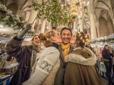 Amai, amai: grote drukte op de kerstmarkt in Goes